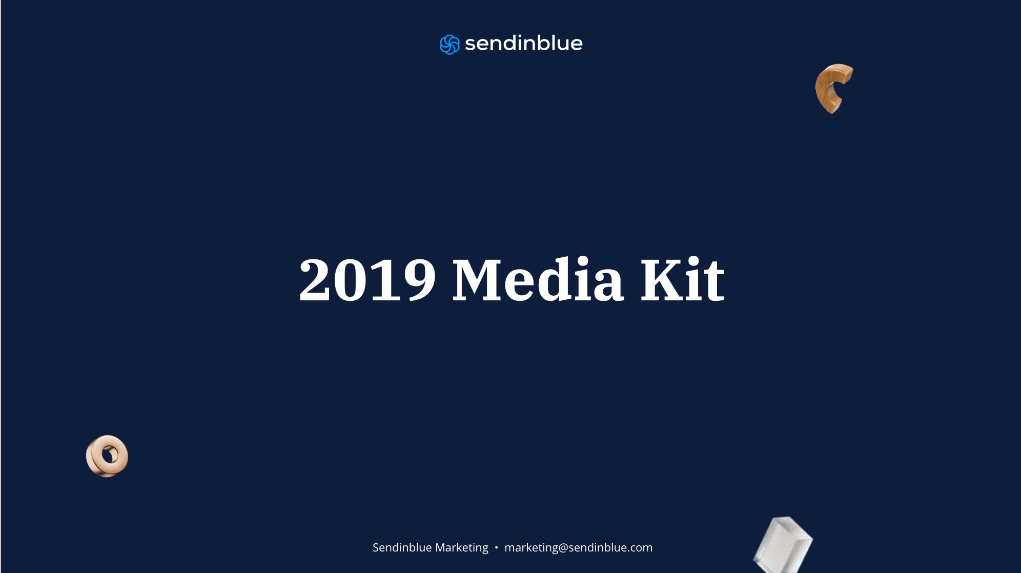 SendinBlue MediaKit
