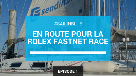 #SailinBlue épisode 1