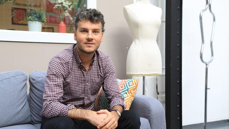 Guillaume Serr, CRM Manager chez VideDressing