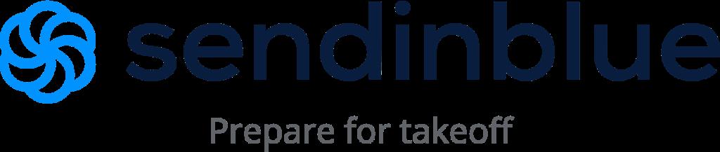 Nouveau logo de Sendinblue