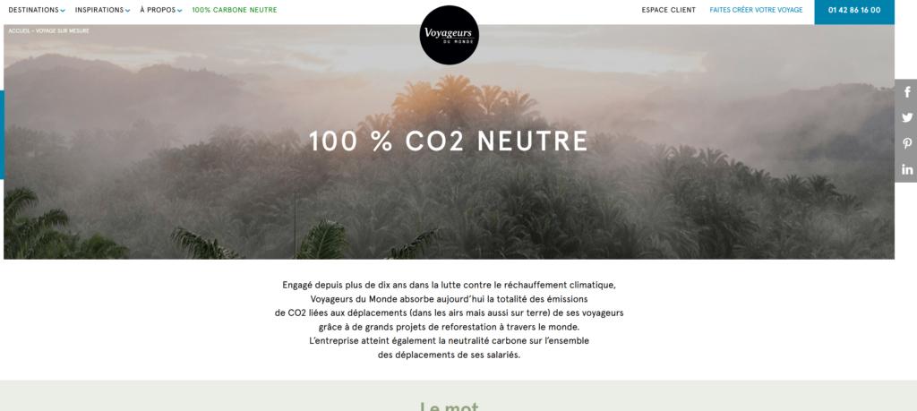 Newsletter tourisme - nature
