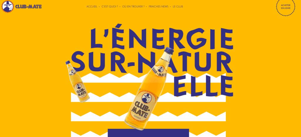 marketing pme - couleur jaune