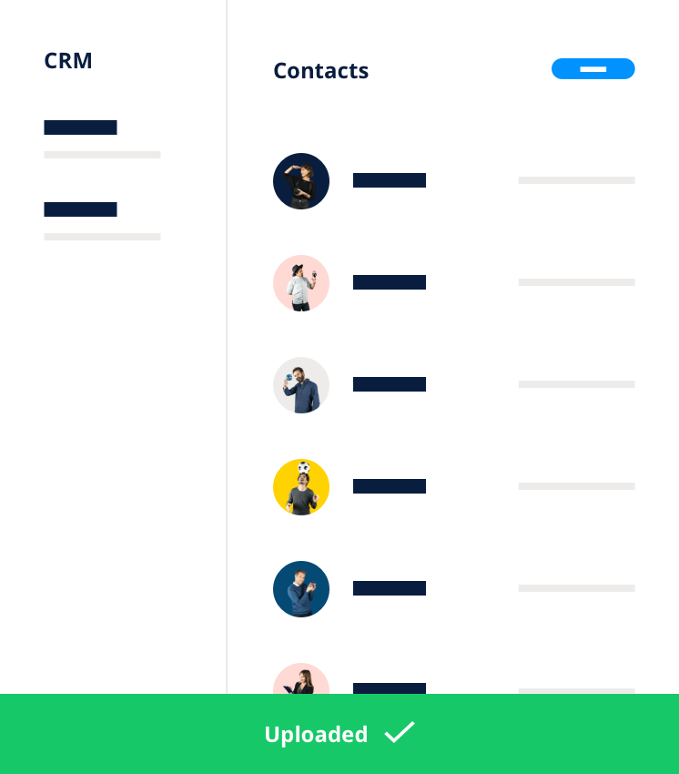 CRM- Contacts