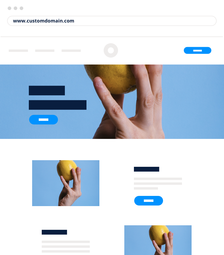 Landing Pages Exemples