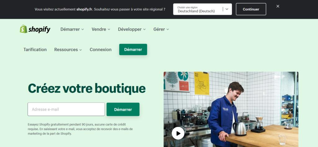Ecommerce - Shopify