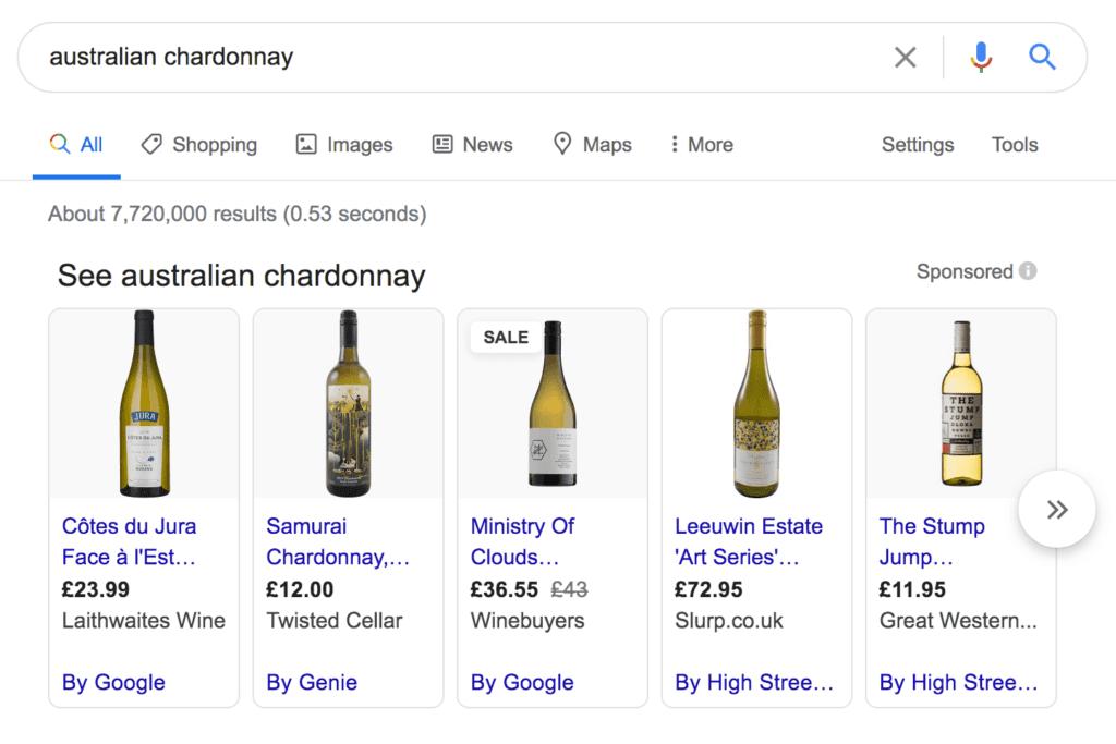 Créer une boutique en ligne - publicité Google