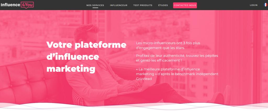 Influence Marketing - Agence
