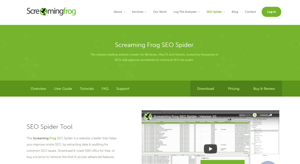 Outils-SEO-Screaming-Frog