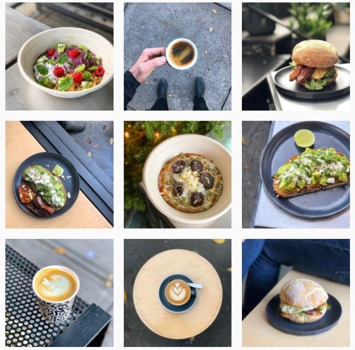 Marketing Restaurant - Instagram