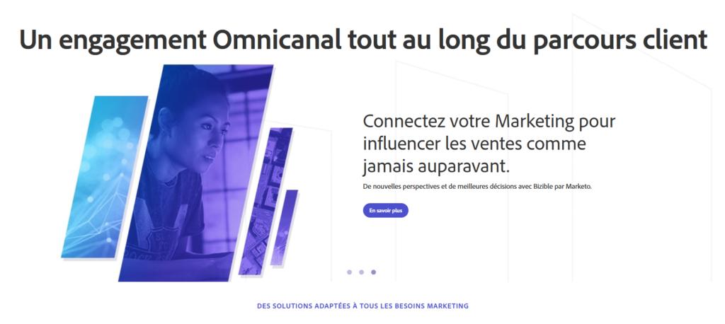 Logiciels marketing automation - Marketo
