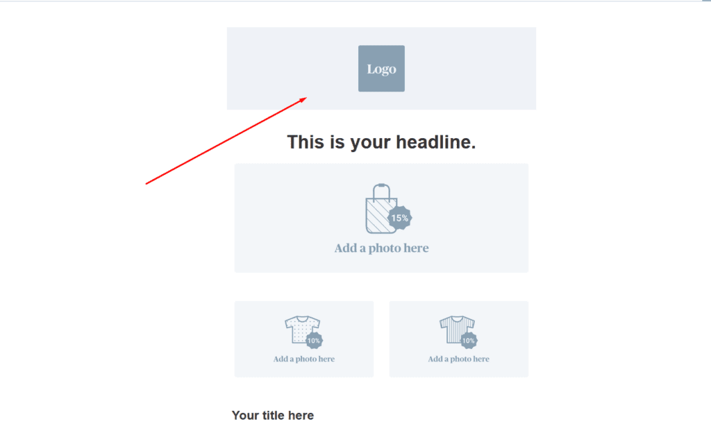 Créer une newsletter - logo